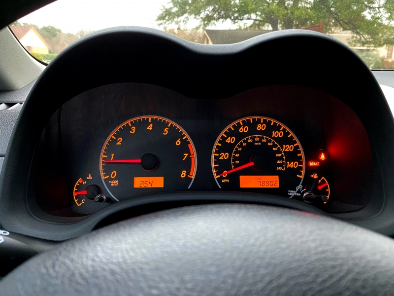 Toyota Corolla 2009 price $7,900