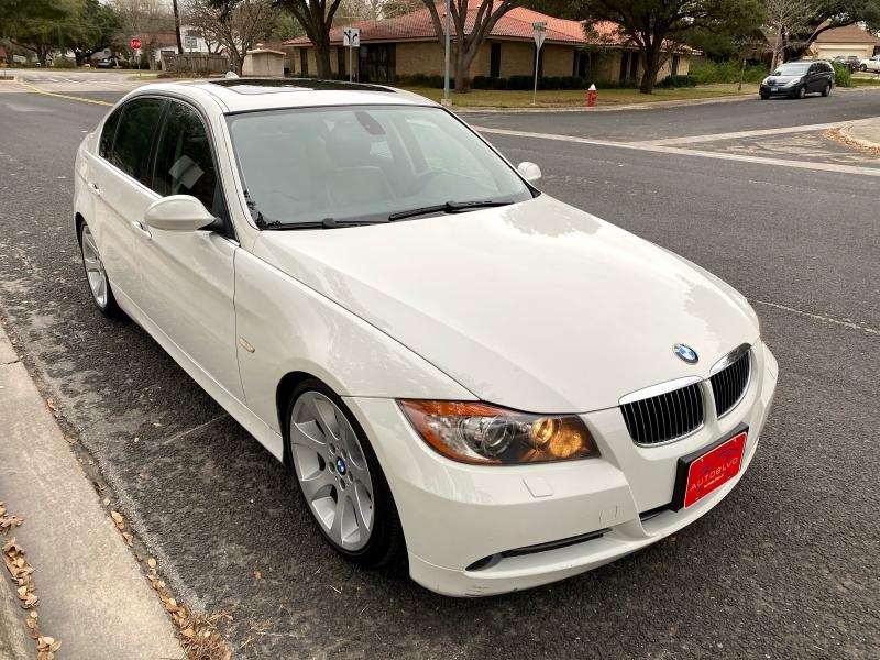 BMW 3-Series 2006 price $0