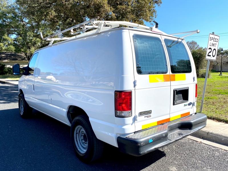 Ford Econoline Cargo Van 2013 price $0