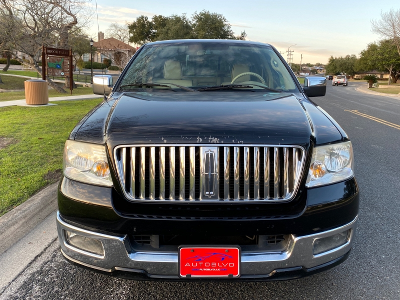 Lincoln Mark LT 2006 price $7,900