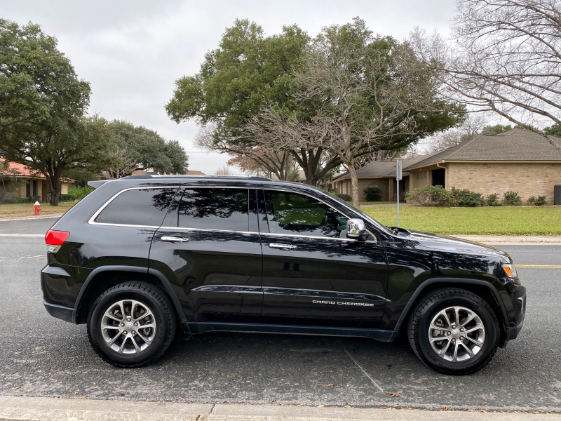 Jeep Grand Cherokee 2015 price $16,997