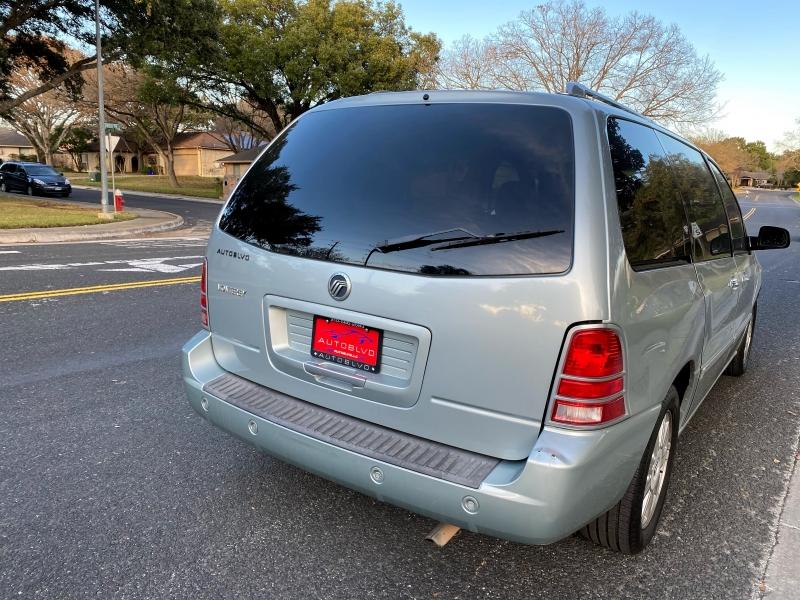 Mercury Monterey 2006 price $4,900