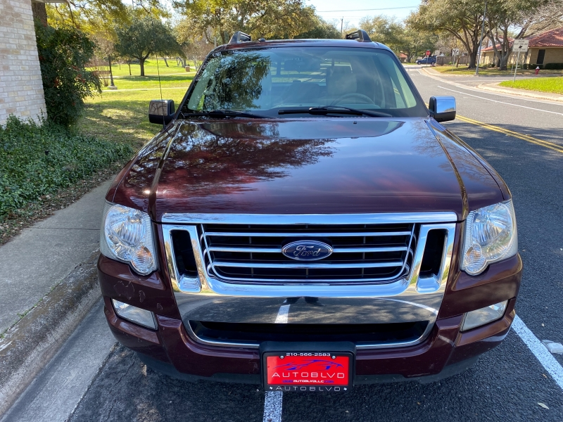Ford Explorer Sport Trac 2007 price $9,900