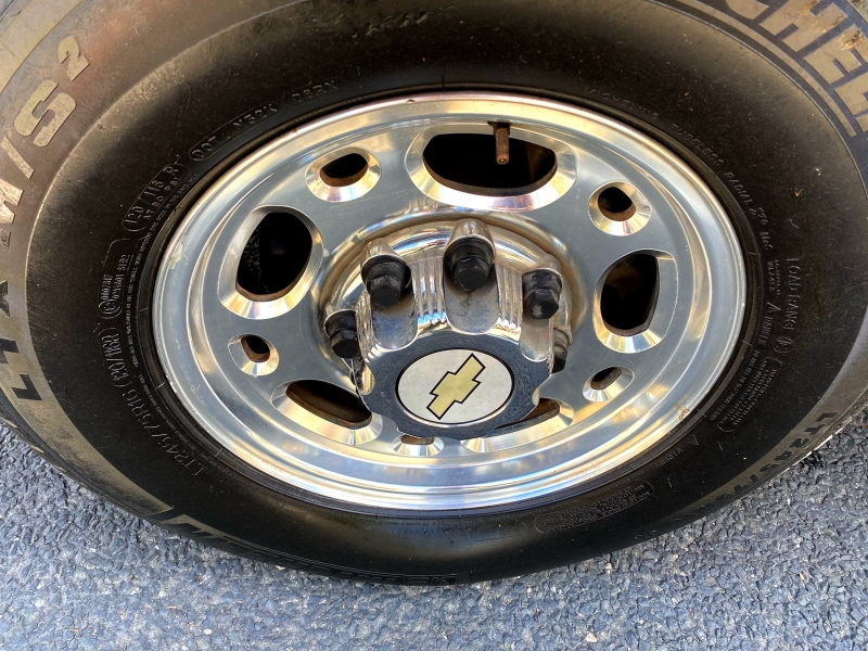Chevrolet Silverado 2500HD 2006 price $12,997