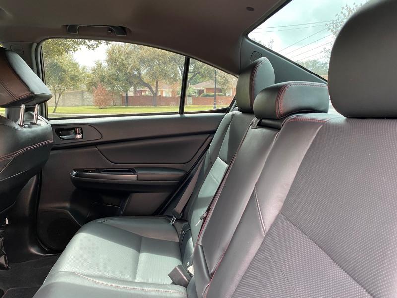Subaru WRX 2018 price $24,997