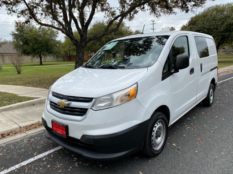 Chevrolet City Express Cargo Van 2016 price $8,300