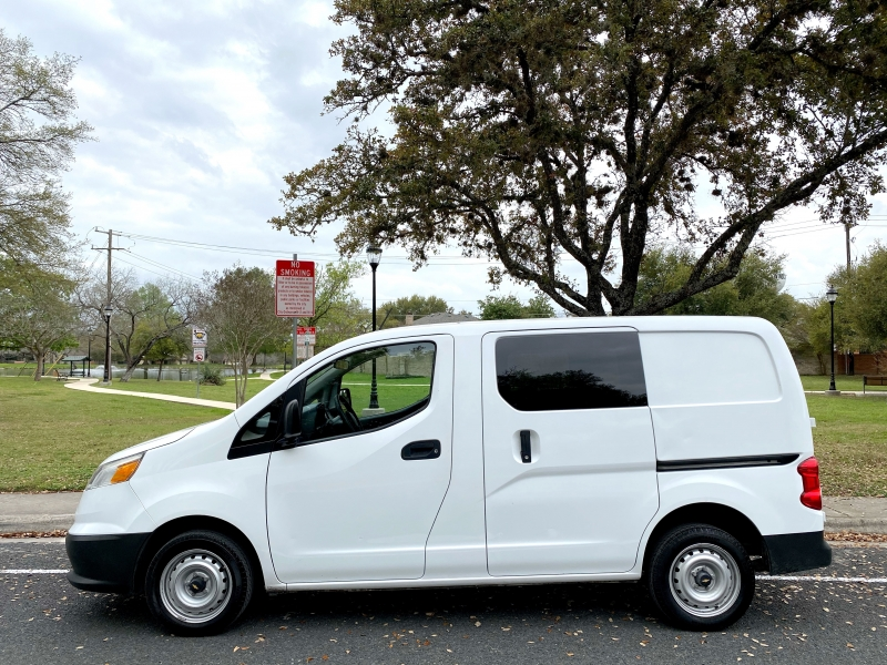 Chevrolet City Express Cargo Van 2016 price $7,900