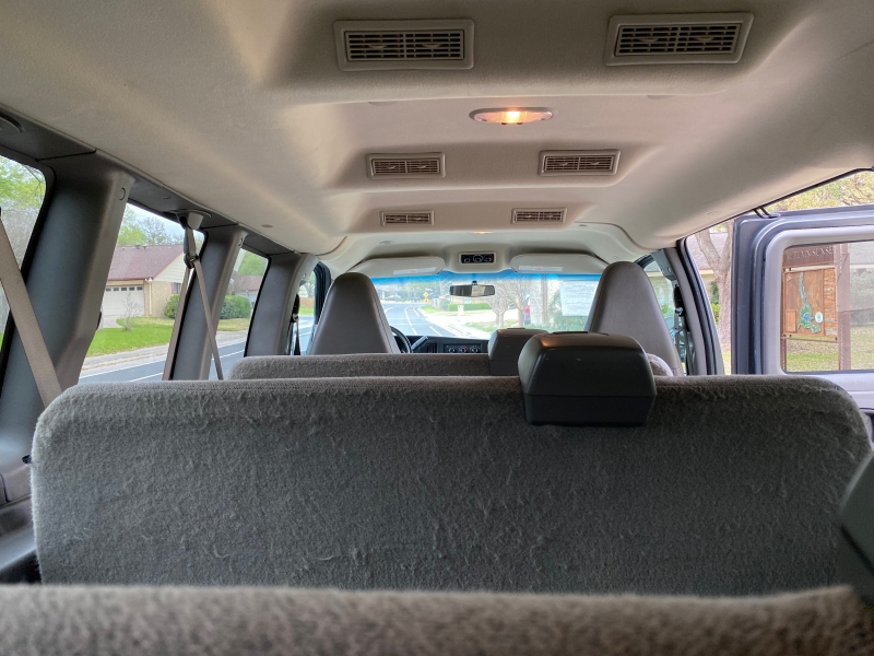Chevrolet Express Passenger 2016 price $16,997