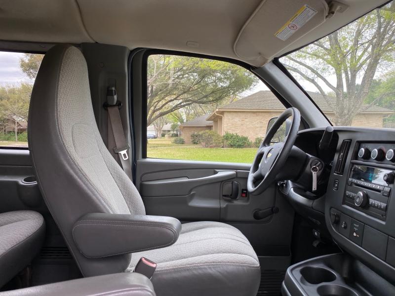 Chevrolet Express Passenger 2011 price $14,448