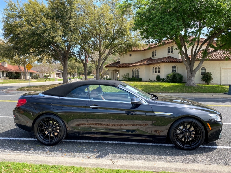 BMW 6-Series 2016 price $0
