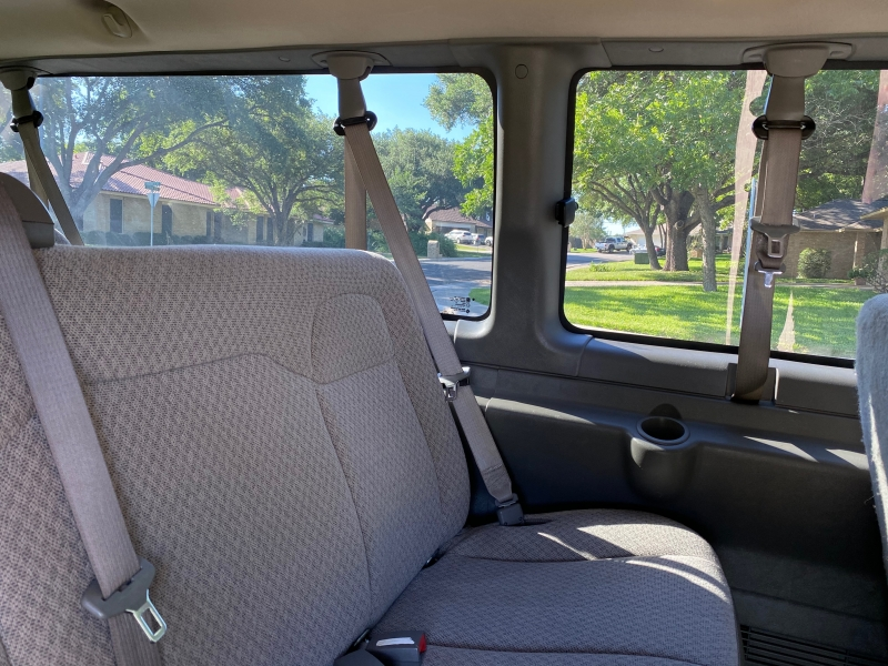 Chevrolet Express Passenger 2013 price $15,500