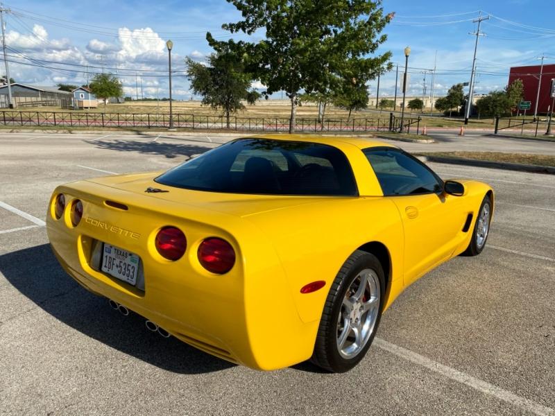 Chevrolet Corvette 2004 price $13,997