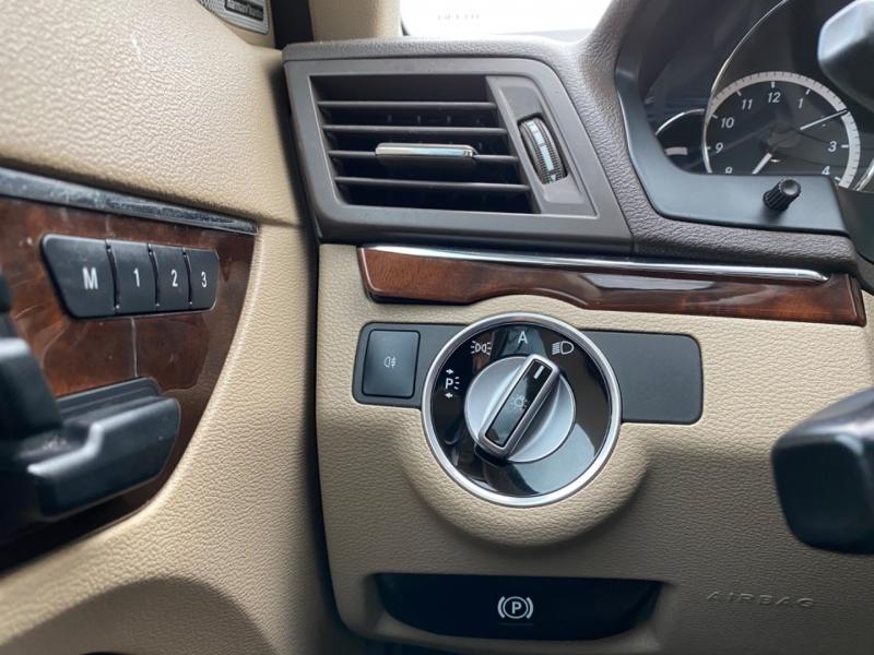 Mercedes-Benz E-Class 2011 price $0