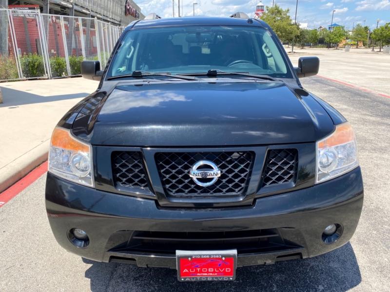 Nissan Armada 2015 price $0