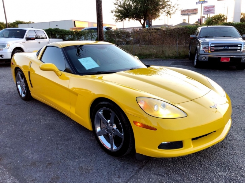 Chevrolet Corvette 2007 price $19,997