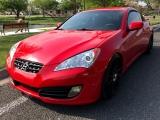 Hyundai Genesis Coupe 2011