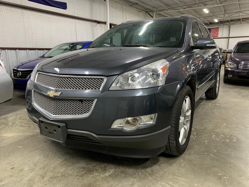 Chevrolet Traverse 2012 price $7,999