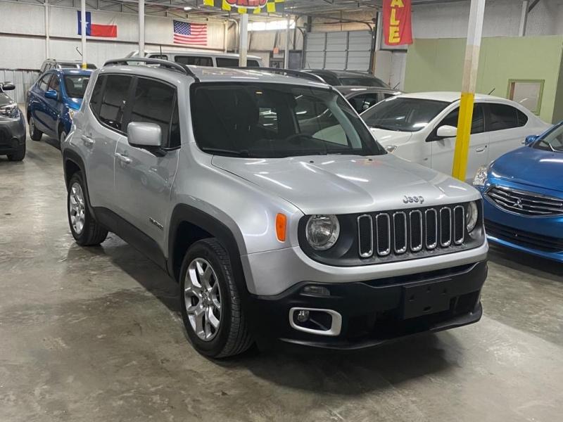 Jeep Renegade 2018 price $12,999