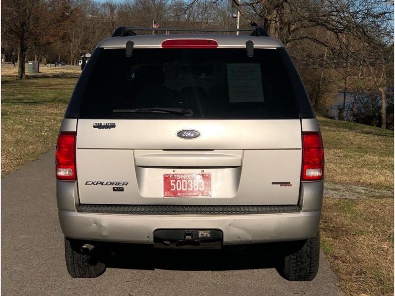 Ford Explorer 2005 price $4,100