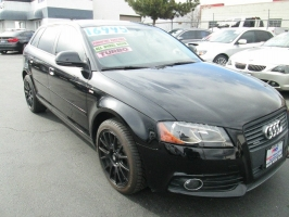 Audi A3 Quattro AWD ONLY 48K miles!! 2010
