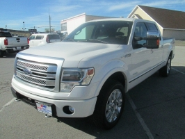 Ford F-150 Platinum, 1 Owner!! 2014