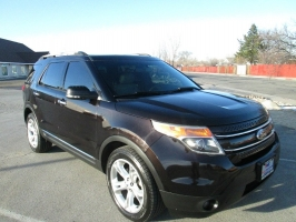 Ford Explorer Limited FULLY Loaded!! 2013