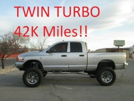 Dodge TWIN TURBO!!, ONLY 42k miles & EXTRAS 2006