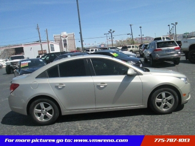 2013 Chevrolet Cruze LT 85K miles!! First time buyer welcome!