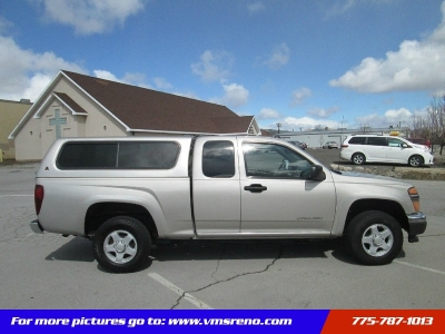 2005 GMC Canyon Ext Cab 4WD SLE Z71