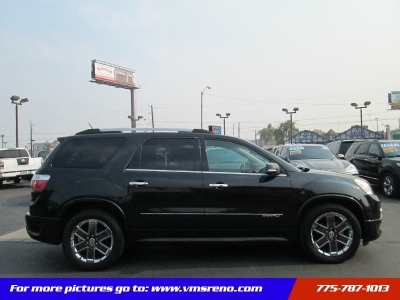 2011 GMC Acadia AWD 4dr Denali, 82K miles! ** FREE 3 MONTH SERVICE CONTRACT!!
