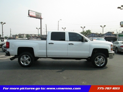 "2015 Chevrolet Silverado 2500HD Built After Aug 14 4WD Crew Cab 153.7"" LT"