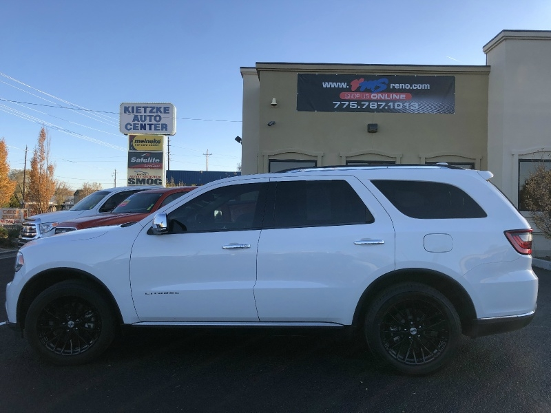 Dodge Durango Citadel, AWD, FULLY LOADED, ONLY 45K MILES 2014 price $24,995