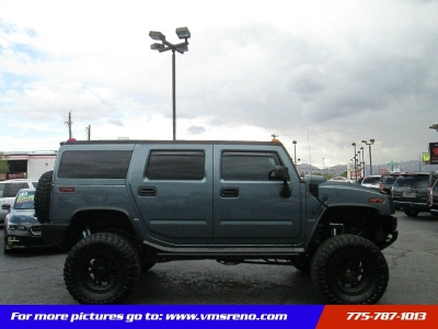 2005 HUMMER H2 LOW MILES, LIFTED, ** FREE 3 MONTH SERVICE CONTRACT!!
