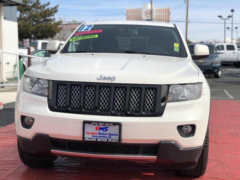 Jeep Grand Cherokee 2012 price $18,599