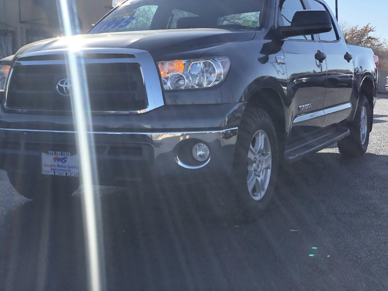 Toyota Tundra 2WD Truck CrewMax 5.7L V8 AT **UNION WORKER 2010 price $17,995