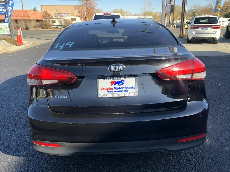 Kia Forte 2018 price $13,495