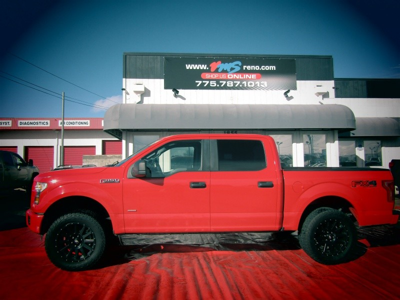 Ford FORD F150 4X4 Turbo Ecoboost FX4 2016 price $31,599