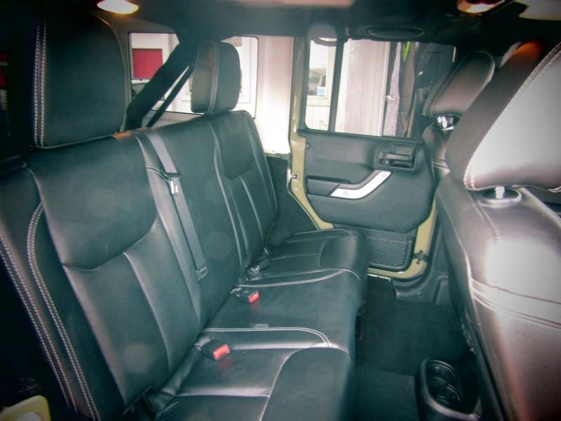 Jeep Wrangler Unlimited 2013 price $26,995