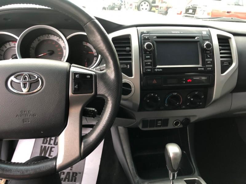 Toyota Tacoma 2012 price $27,995