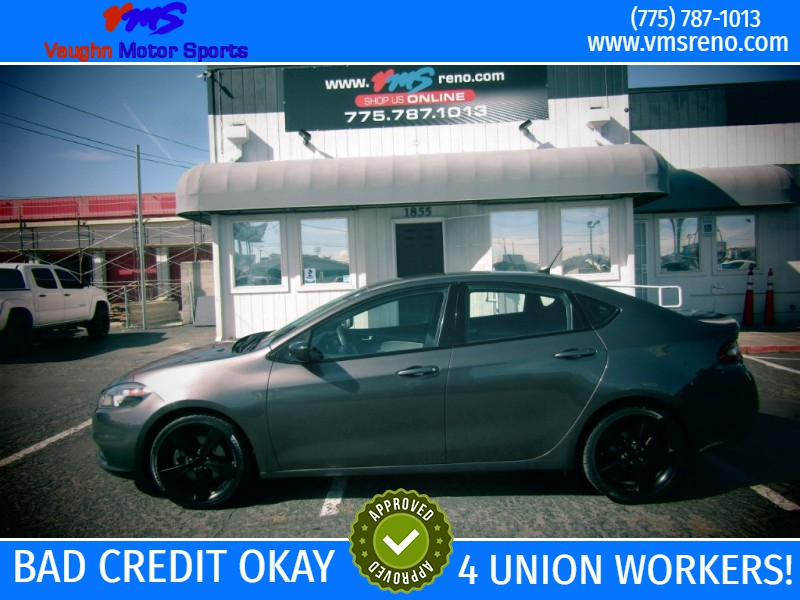 Dodge Dart SXT ONLY 58K!! Perfect for First Time buyer!! 2015 price $10,895