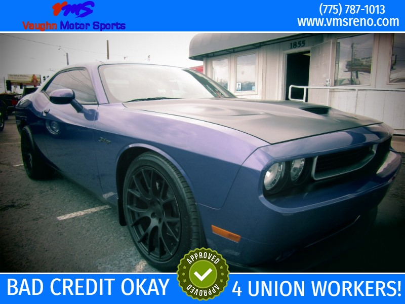 2014 Dodge Challenger R/T Kenne Bell Mammoth Supercharged!!