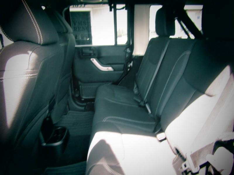 Jeep Wrangler Unlimited 2013 price $31,295