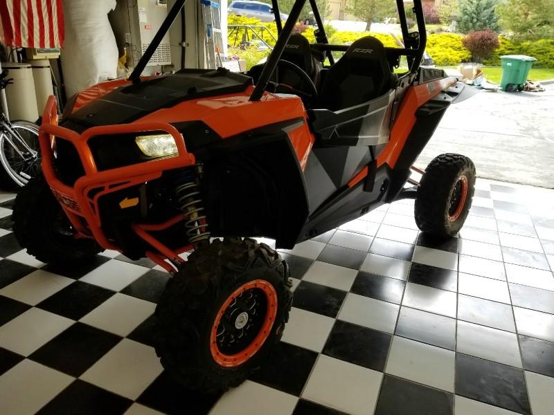 Polaris RZR 2015 price $13,995