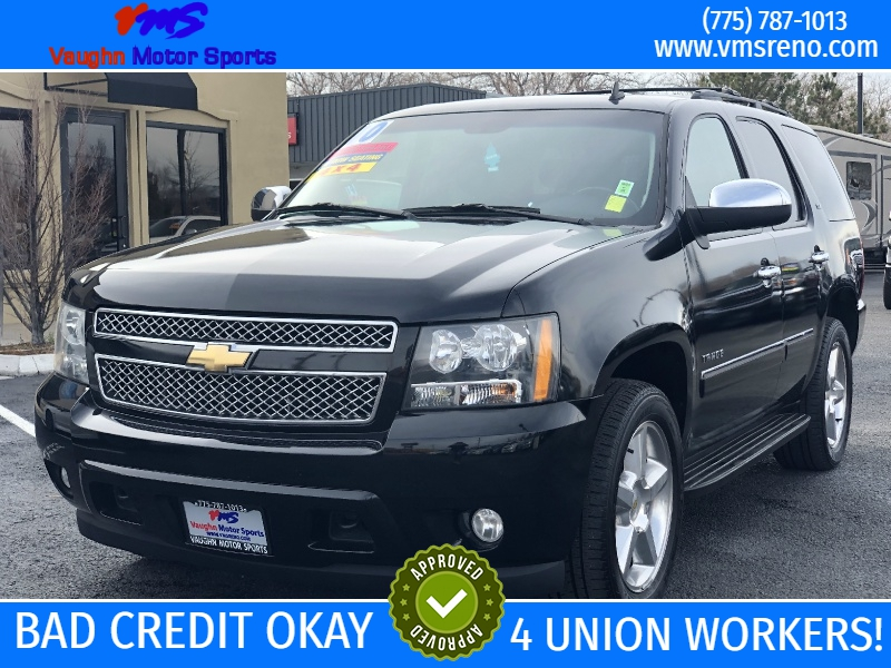 Chevrolet Tahoe LTZ, LOADED, 3RD ROW SEATING, LOW MILES!!! 2010 price $18,595