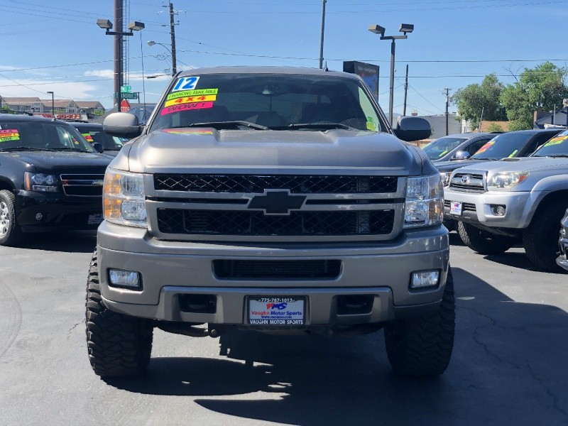 Chevrolet Silverado 2500HD 2012 price $37,995