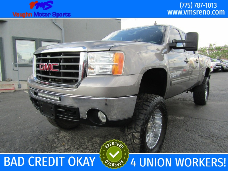 GMC Sierra 2500HD 2007 price $35,995