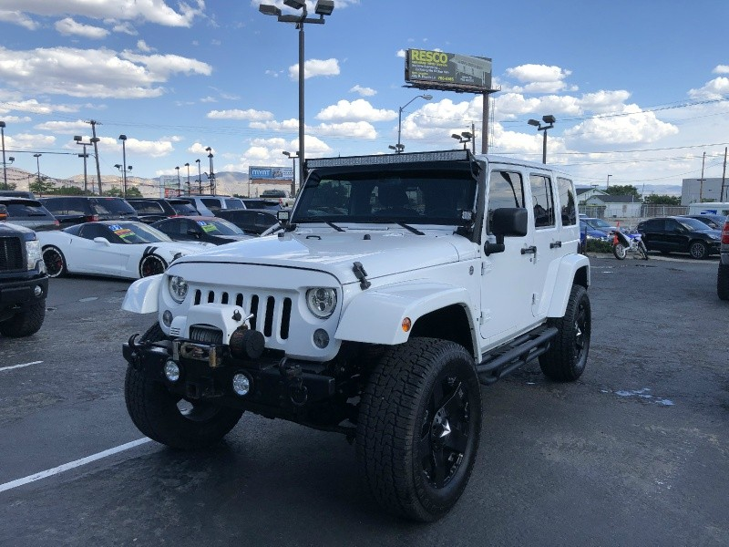 Jeep Wrangler Unlimited 2014 price $25,995