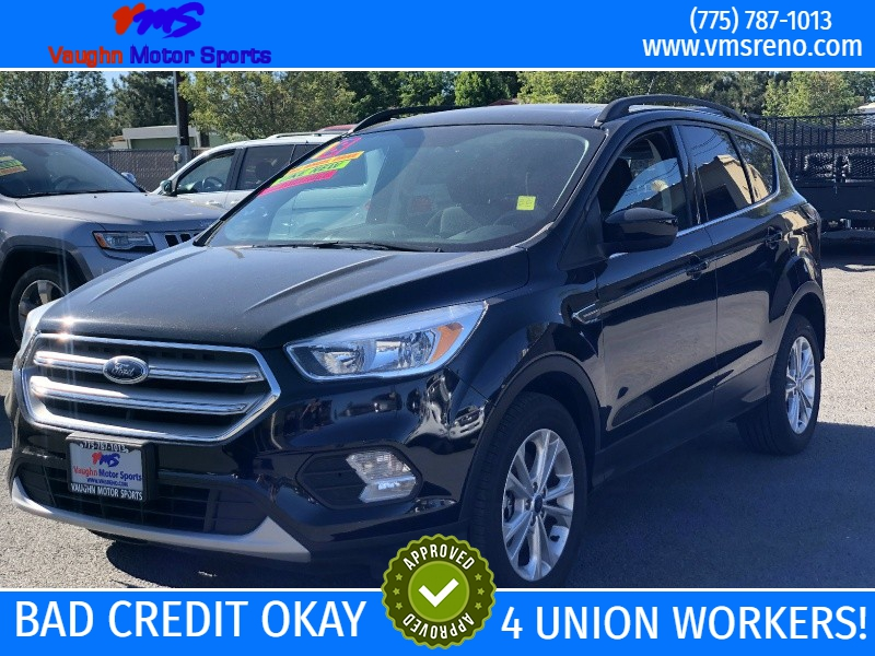 Ford Escape, EcoBoost, AWD, Clean!!! 2018 price $18,195