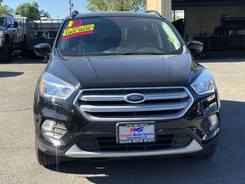 Ford Escape, EcoBoost, AWD, Clean!!! 2018 price $21,295