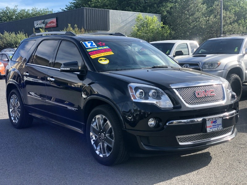 GMC Acadia, AWD, Loaded, Low Miles!!! 2012 price $17,995